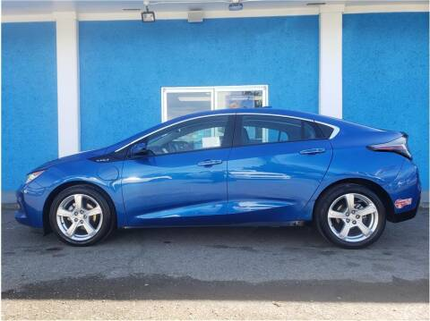 2017 Chevrolet Volt for sale at Khodas Cars in Gilroy CA