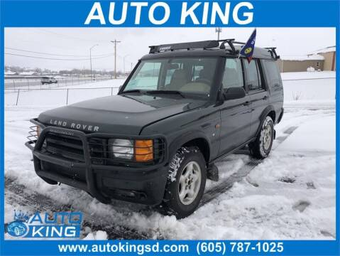 2000 Land Rover Discovery Series II for sale at Auto King in Rapid City SD