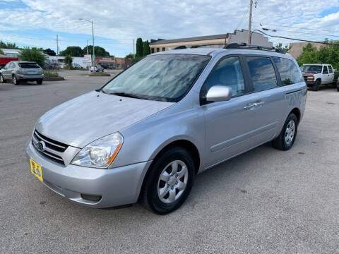 2007 Kia Sedona for sale at Fairview Motors in West Allis WI