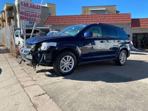 2017 Dodge Journey for sale at STS Automotive in Denver CO