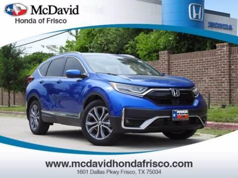 2021 Honda CR-V for sale at DAVID McDAVID HONDA OF IRVING in Irving TX