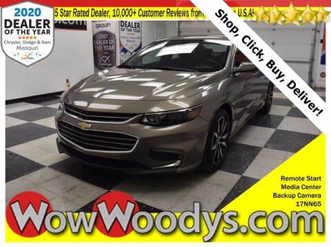 2017 Chevrolet Malibu for sale at WOODY'S AUTOMOTIVE GROUP in Chillicothe MO