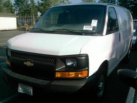 2014 Chevrolet Express Cargo for sale at Northwest Van Sales in Portland OR