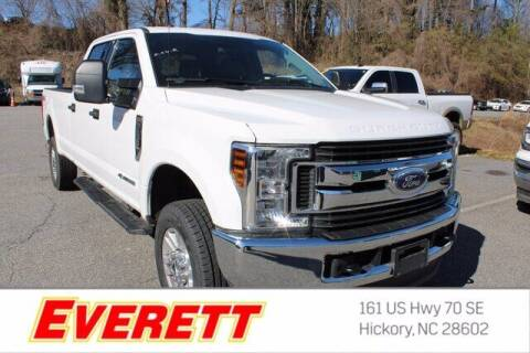 2019 Ford F-250 Super Duty for sale at Everett Chevrolet Buick GMC in Hickory NC