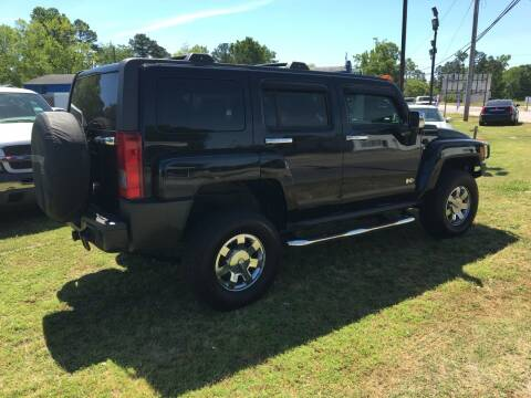 2006 HUMMER H3 for sale at LAURINBURG AUTO SALES in Laurinburg NC