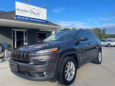 2015 Jeep Cherokee for sale at Maryville Auto Sales in Maryville TN