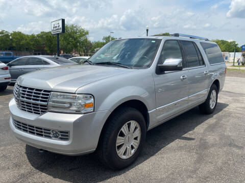 2012 Lincoln Navigator L for sale at BWK of Columbia in Columbia SC