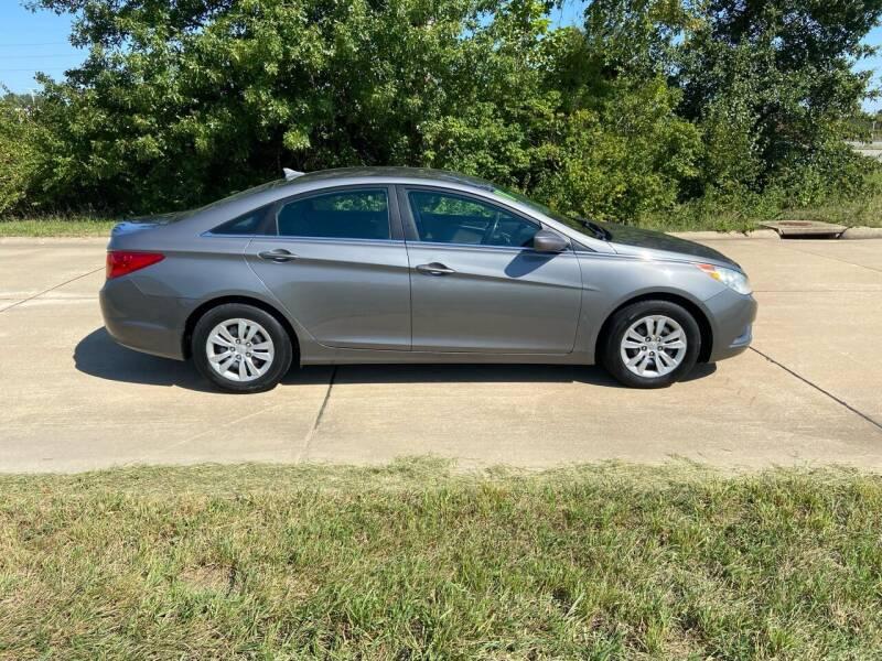 2011 Hyundai Sonata for sale at J L AUTO SALES in Troy MO