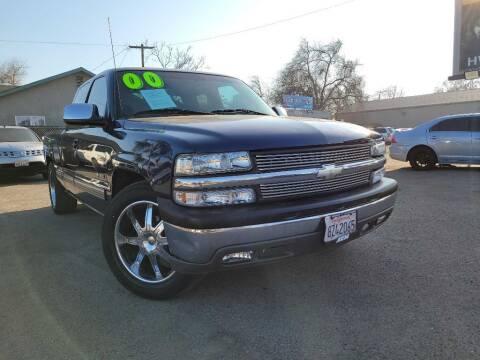 2000 Chevrolet Silverado 1500 for sale at Golden Gate Auto Sales in Stockton CA