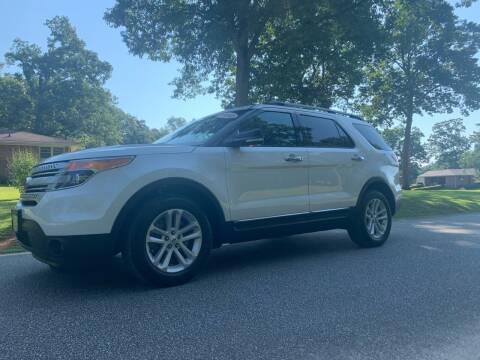 2013 Ford Explorer for sale at Madden Motors LLC in Iva SC