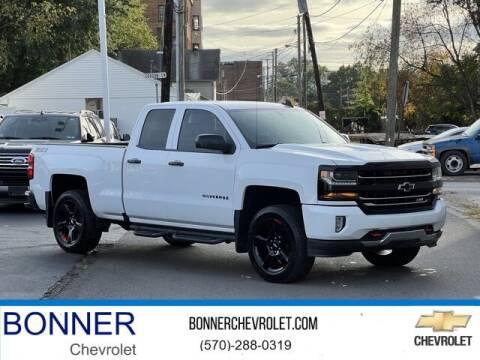 2018 Chevrolet Silverado 1500 for sale at Bonner Chevrolet in Kingston PA
