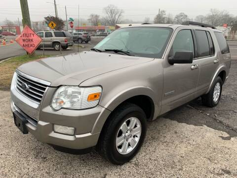 2008 Ford Explorer for sale at Diana Rico LLC in Dalton GA