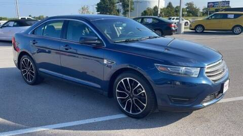 2017 Ford Taurus for sale at Napleton Autowerks in Springfield MO