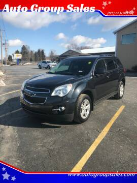 2012 Chevrolet Equinox for sale at Auto Group Sales in Roscoe IL