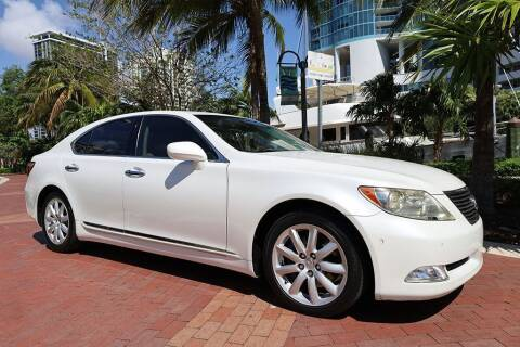 2007 Lexus LS 460 for sale at Choice Auto in Fort Lauderdale FL