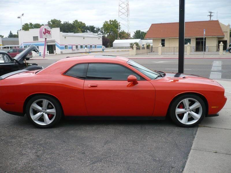 2008 Dodge Challenger for sale at STEVE'S AUTO SALES INC - Regular Inventory in Scottsbluff NE