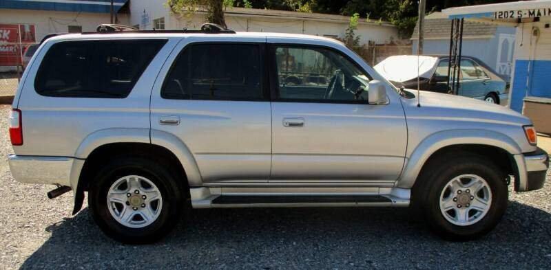 2001 Toyota 4Runner for sale at Family Auto Sales of Mt. Holly LLC in Mount Holly NC
