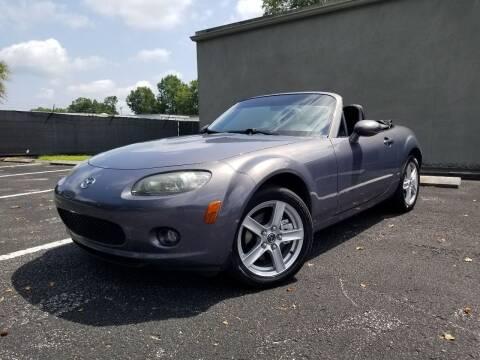 2006 Mazda MX-5 Miata for sale at Precision Auto Source in Jacksonville FL