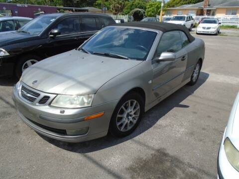 2004 Saab 9-3 for sale at Bargain Auto Mart Inc. in Kenneth City FL