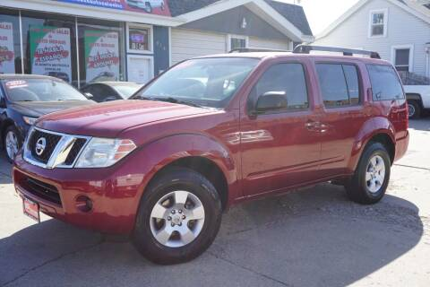 2008 Nissan Pathfinder for sale at Cass Auto Sales Inc in Joliet IL