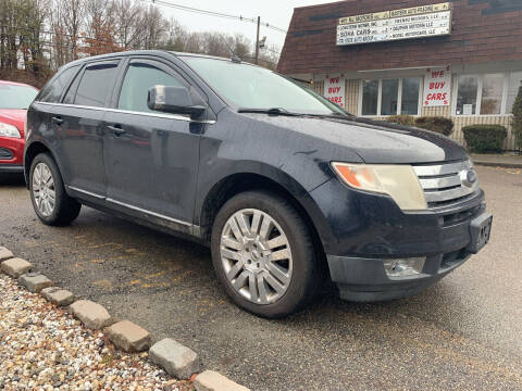 2010 Ford Edge for sale at George Strus Motors Inc. in Newfoundland NJ