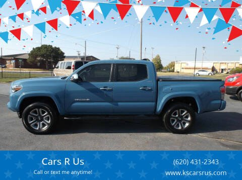 2019 Toyota Tacoma for sale at Cars R Us in Chanute KS