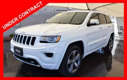 2014 Jeep Grand Cherokee for sale at 1st Class Motors in Phoenix AZ