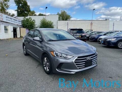 2018 Hyundai Elantra for sale at Bay Motors Inc in Baltimore MD
