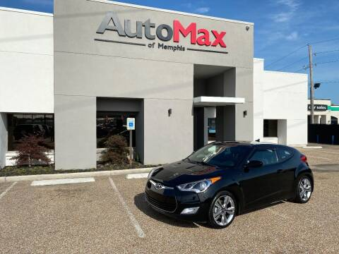 2016 Hyundai Veloster for sale at AutoMax of Memphis - Nate Palmer in Memphis TN