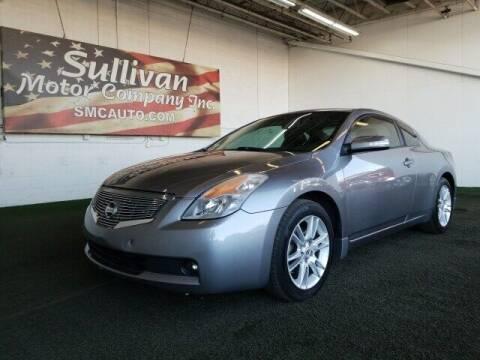 2008 Nissan Altima for sale at SULLIVAN MOTOR COMPANY INC. in Mesa AZ