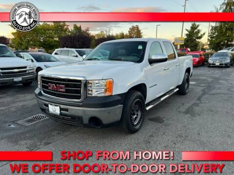 2009 GMC Sierra 1500 for sale at Auto 206, Inc. in Kent WA