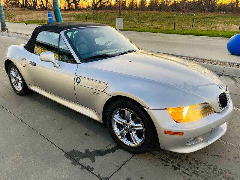 2001 BMW Z3 for sale at Truck City Inc in Des Moines IA