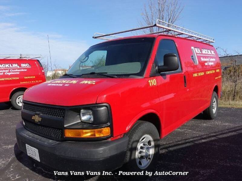 2014 Chevrolet Express Cargo 2500 3dr Cargo Van w/1WT - Blauvelt NY