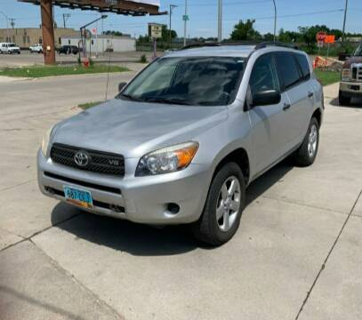 2007 Toyota RAV4 for sale at GOOD NEWS AUTO SALES in Fargo ND
