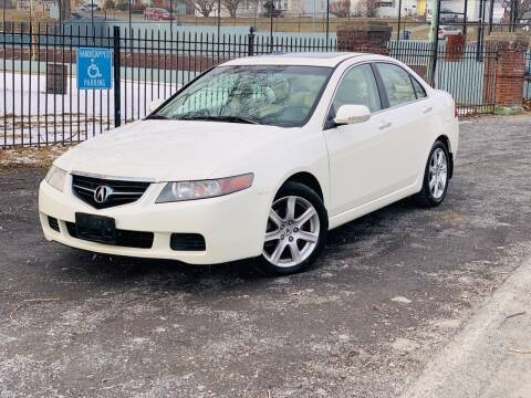 2005 Acura TSX for sale at Y&H Auto Planet in West Sand Lake NY