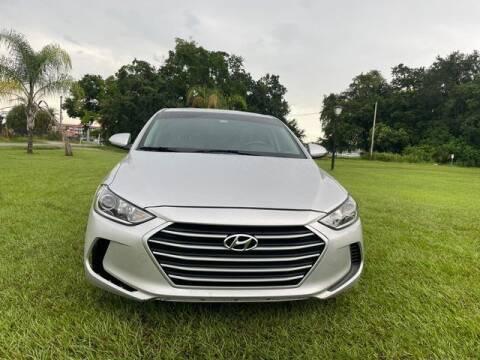 2017 Hyundai Elantra for sale at AM Auto Sales in Orlando FL