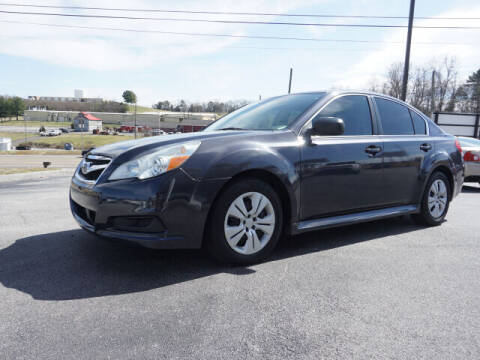 2011 Subaru Legacy for sale at CHAPARRAL USED CARS in Piney Flats TN