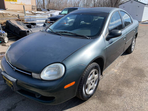 2001 Dodge Neon for sale at 51 Auto Sales Ltd in Portage WI