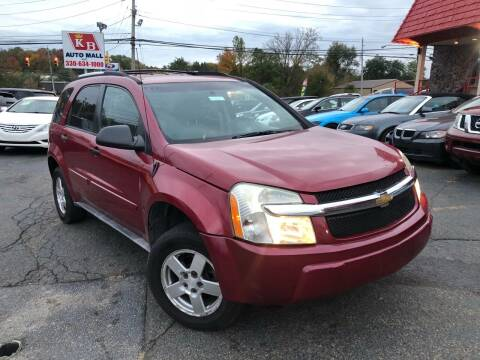 2005 Chevrolet Equinox for sale at KB Auto Mall LLC in Akron OH