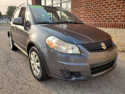 2010 Suzuki SX4 Crossover for sale at Auto Pros in Youngstown OH