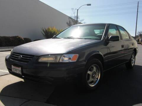 1997 Toyota Camry for sale at J'S MOTORS in San Diego CA