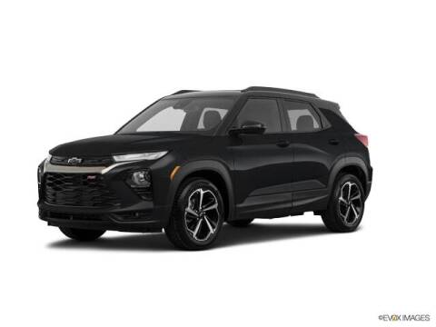 2021 Chevrolet TrailBlazer for sale at Herman Jenkins Used Cars in Union City TN