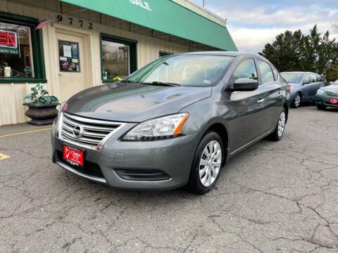 2015 Nissan Sentra for sale at 1st Choice Auto Sales in Fairfax VA
