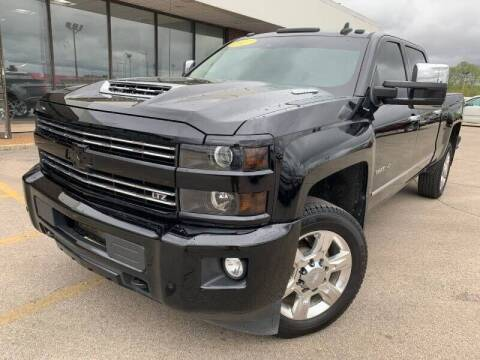 2018 Chevrolet Silverado 2500HD for sale at Cj king of car loans/JJ's Best Auto Sales in Troy MI