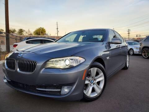 2013 BMW 5 Series for sale at LA Motors LLC in Denver CO