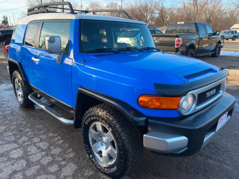 2007 Toyota FJ Cruiser for sale at Truck City Inc in Des Moines IA