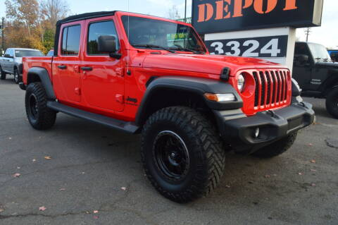 2020 Jeep Gladiator for sale at Sac Truck Depot in Sacramento CA