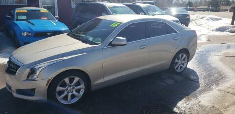 2013 Cadillac ATS for sale at Hwy 13 Motors in Wisconsin Dells WI