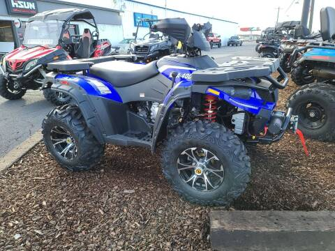 2020 Massimo MSA 400F for sale at WolfPack PowerSports in Moses Lake WA