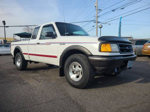 1996 Ford Ranger for sale at Universal Auto Sales in Salem OR